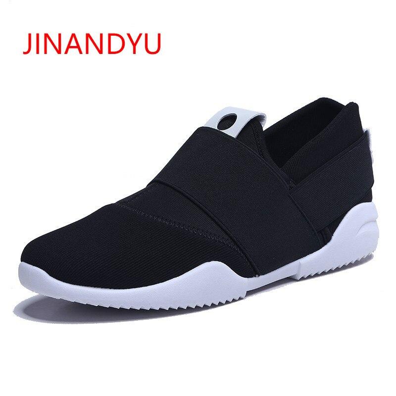 Male Sneakers Footwear Krasovki Shoes Slip-On Confortable Sport New-Fashion Sapato Masculino