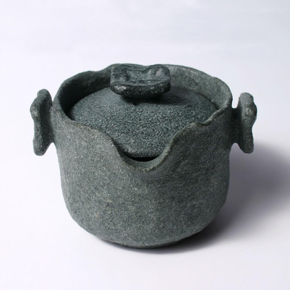 Чай Gongfu из гранодиорита ручной работы, гайвань с фильтром заварочный чайник 150 мл