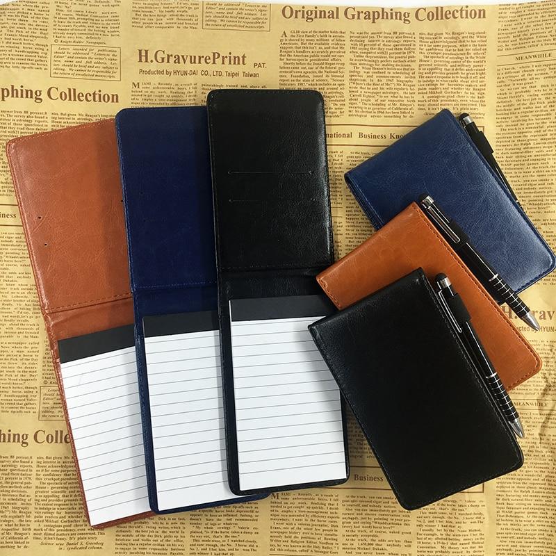 RuiZe Multifunctionele A7 planner Pocket notebook kleine notitieblok - Notitieblokken en schrijfblokken bedrukken - Foto 1