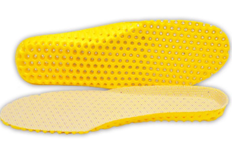 1 пара ортопедическая обувь и аксессуары стельки ортопедический пенный наполнитель с эффектом памяти Спортивная поддержка вставка Женская Мужская обувь для ног