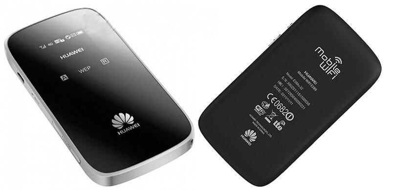 HUAWEI E589 E589u-512 100Mbps 4G LTE unlocked Pocket Mobile WiFi Wireless Router hotspot huawei r208 unlocked mobile hotspot pocket wifi router speed to 42mbps sign random delivery