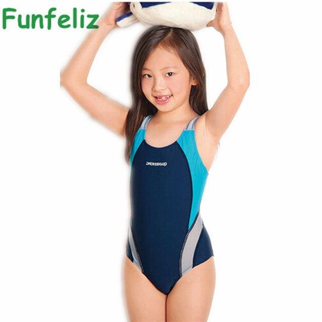 Bambini ragazze costume da bagno swimmer infantil costumi da bagno per le ragazze ragazze - Costumi da bagno per ragazze ...