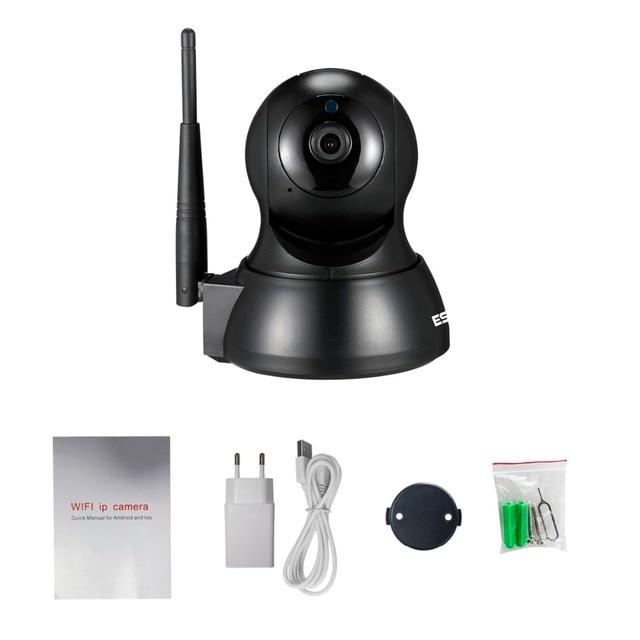 IP Camera  1MP Pan/Tilt Wireless Hidden 2