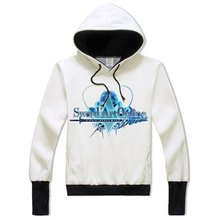 Anime Sword Art Online Letter Printed Hoodie Sweatshirt Hoodie  Adult Teens