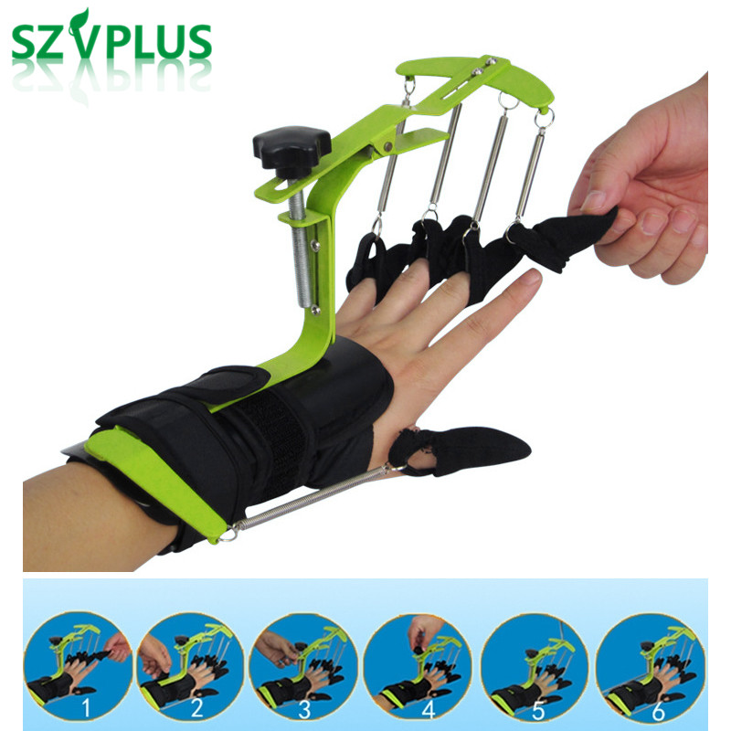 Dynamic Wrist finger Hand PHYSIOTHERAPY REHABILITATION Training  Orthosis for Apoplexy Stroke HEMIPLEGIA Patients' Tendon repair