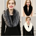 New Fashion imitation fox fur shawl collar Faux fur scarves fur shawl collar P0059