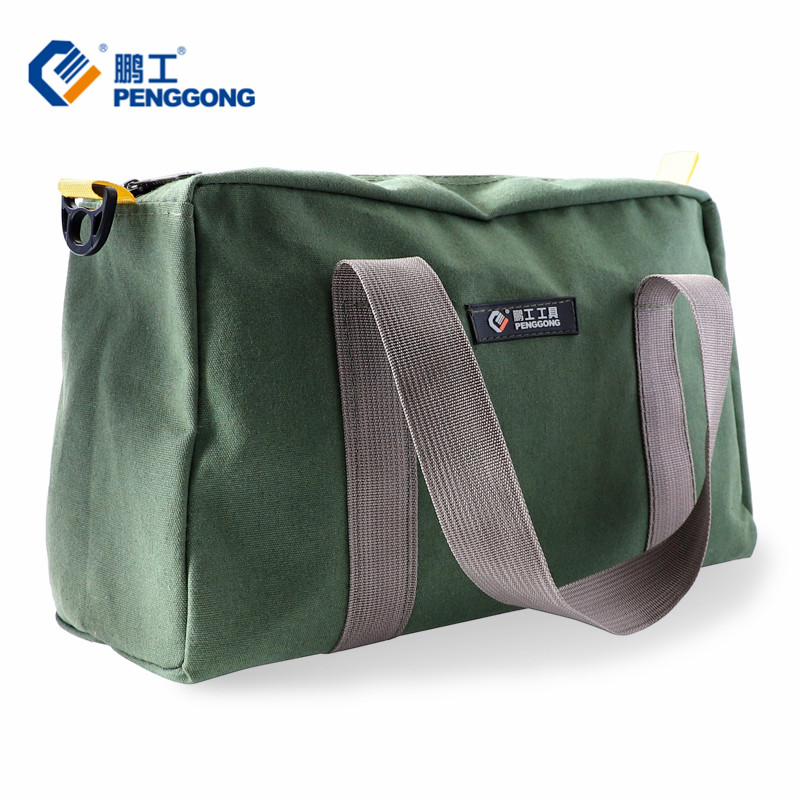 Tool Bag 12/14/16 Inch Cotton Work Bag High Capacity Storage Hand Tool Bag Portable Tools For Electrician