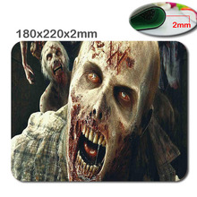 Customized Stroll useless HD 3D print 220*180*2mm Least expensive Latest pigment Greatest Consolation Recreation Mouse Pad Mouse Mat for New 12 months Reward
