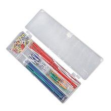 Cable-Wire-Kit for Uno-Shield 140pcs Breadboard-Jumper Pi Solderless U-Shape Raspberry