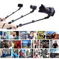 Acceso yunteng 188 selfie monopod para gopro gopro monopie stick + soporte para el teléfono iphone gopro hero 5 34 xiaomi yi cámara
