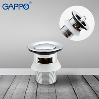 GAPPO Drains bathroom shower drains floor cover antique brass shower floor drains drain stoppers