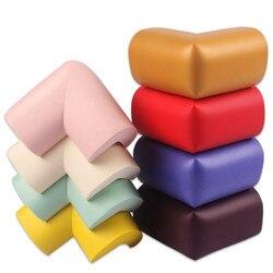 8 шт./лот 55*55 мм защита для детей Угловой мягкий стол для детей безопасный уголок для безопасности ребенка защита края