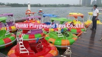 adult play water inflatable bumper boat,kids play bumper inflatable floats