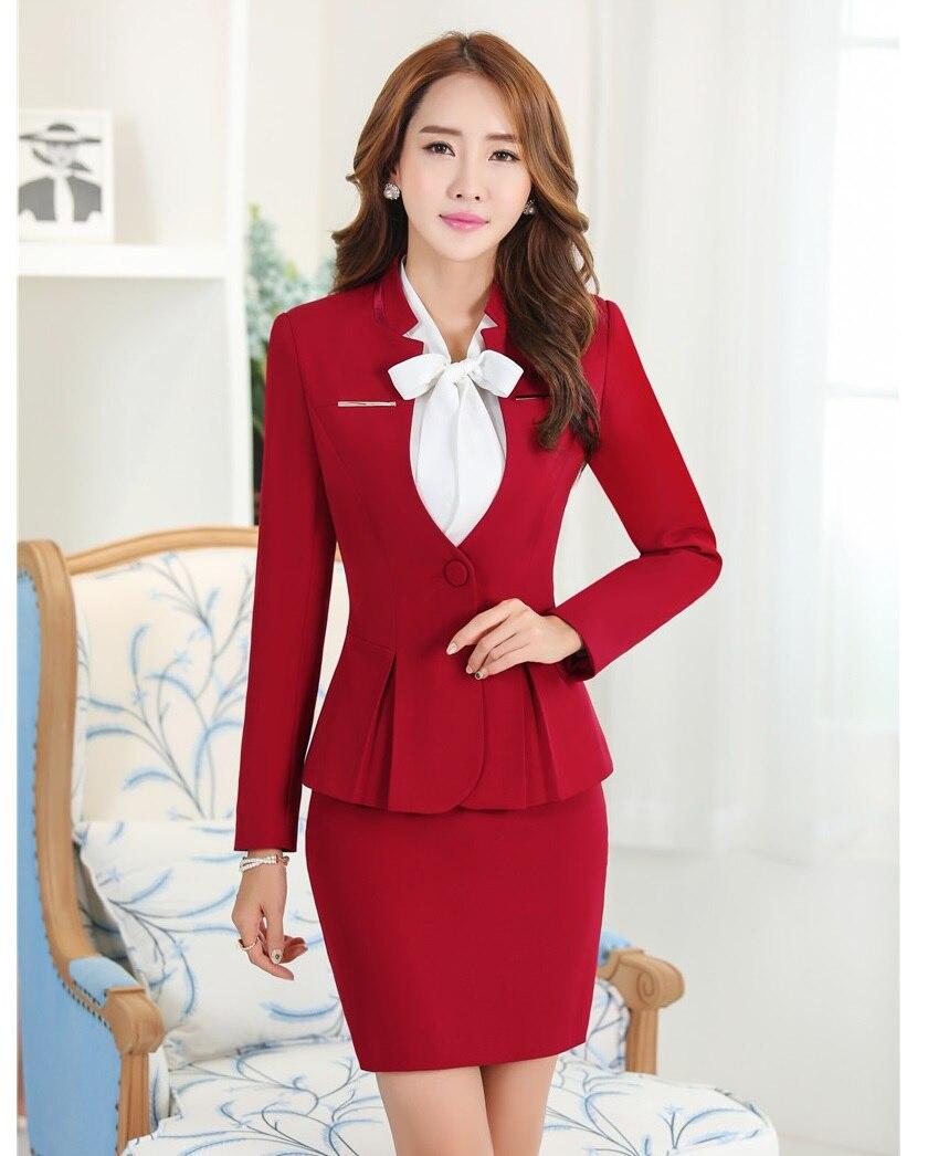Popular Elegant Skirt Suits-Buy Cheap Elegant Skirt Suits lots ...