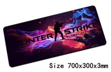 csgo mouse pad 700x300x3mm pad to mouse notbook computer mousepad hot sales gaming padmouse gamer to laptop mouse mat