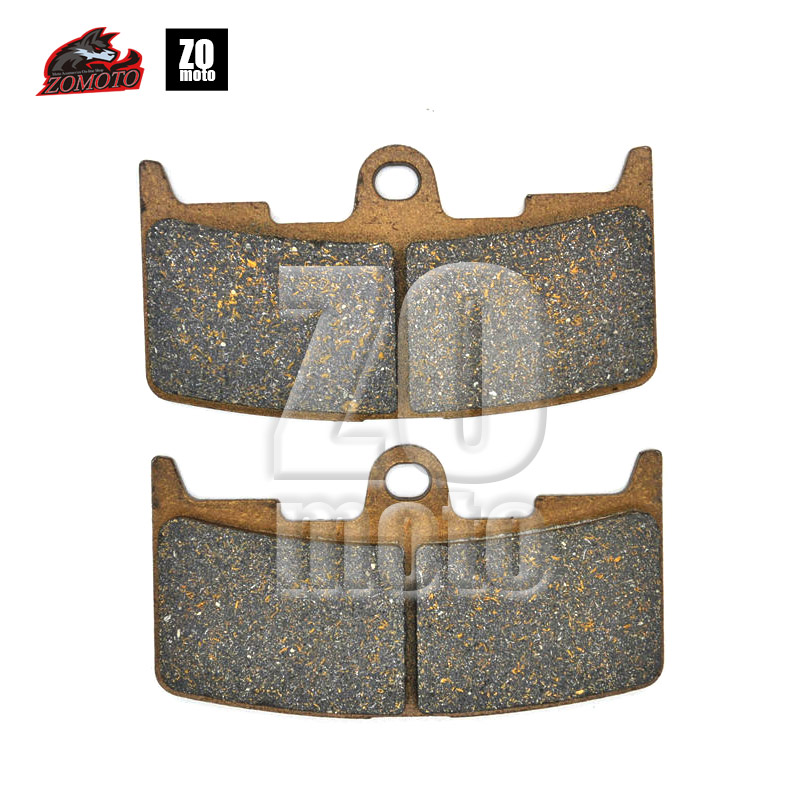 Newet Brand ZOMOTO 2016 MOTOCYCLE  Disc Brake Pads FA345 fit for BUELL XB9R XB9SX LIGHTING CITY X XB 12X ULYSSES XB 12 XT ULYSSE riggs r hollow city