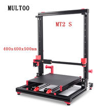 MT1.5 Pro multoo Linear guide rail Full Metal Ball screw 400*400*400 Customized DIY 3D Printer Open Source Large Format FDM