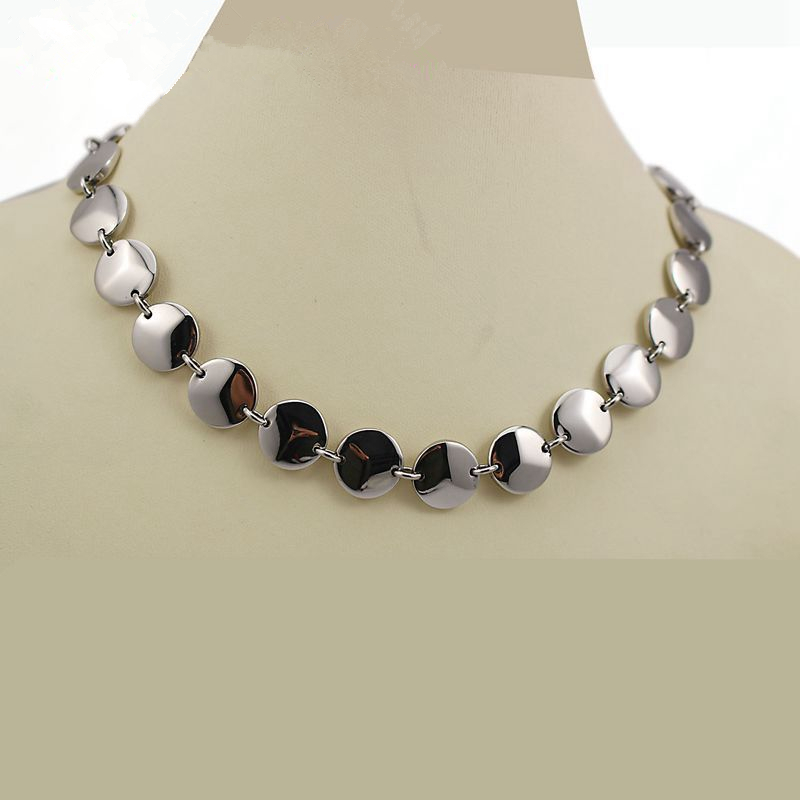 Fashion Necklace for Women/Men Jewellery Statement Collar Necklaces & Pendants Chain Trendy Necklace Gift