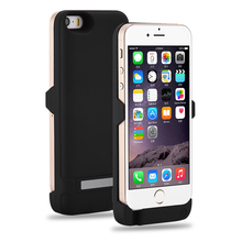 GOLDFOX External Rechargeable Battery Charger Case for iphone 5 5S 4200mAh Power Bank Battery Case Charging for iphone 5 5s SE