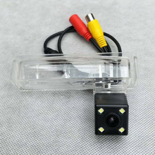 Rear View Camera For Toyota Ipsum Picnic / SportsVan 2000~2009 / RCA Wire Or Wireless HD Wide Lens Angle CCD Night Vision Camera