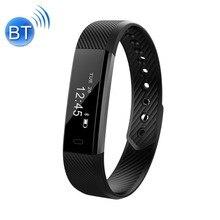 ID115 0.86 дюймов OLED Дисплей Bluetooth Smart Браслет IP67 Водонепроницаемый Поддержка шагомер/звонки напомнить/монитор сна и т. д.