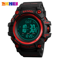 Fashion Mens Sports Watches Luxury Skmei Brand Altimeter Barometer Pressure Compass Clock Pedometer Calories Digital Wristwatch