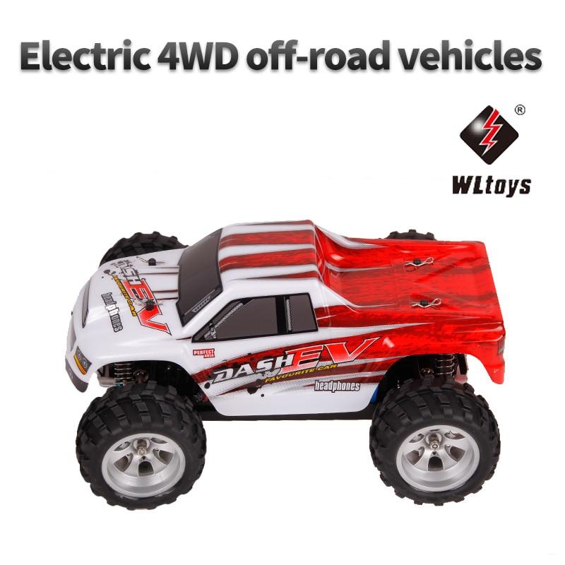 WLtoys A979-B 1:18 Eléctrico 4WD RC Buggy Control remoto Coche - Juguetes con control remoto - foto 2