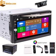 Eincar Free Rear Camera included! Autoradio 2 Din in Dash Headunit MP3 Music Stereo Auto Radio Car DVD Player Electronics Video