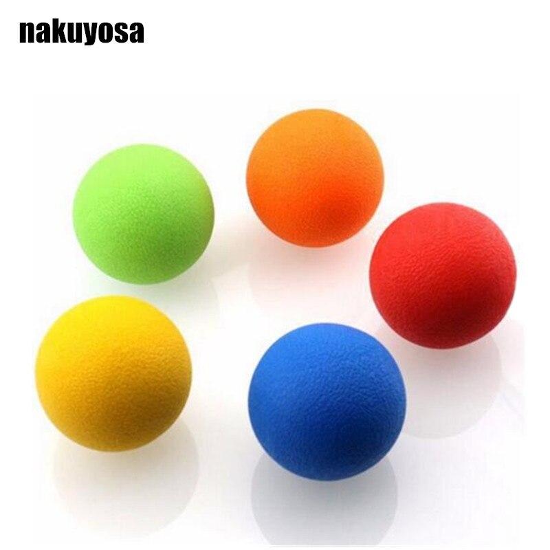 6.5CM TPE हॉकी लैक्रोस बॉल - स्वास्थ्य और शरीर सौष्ठव