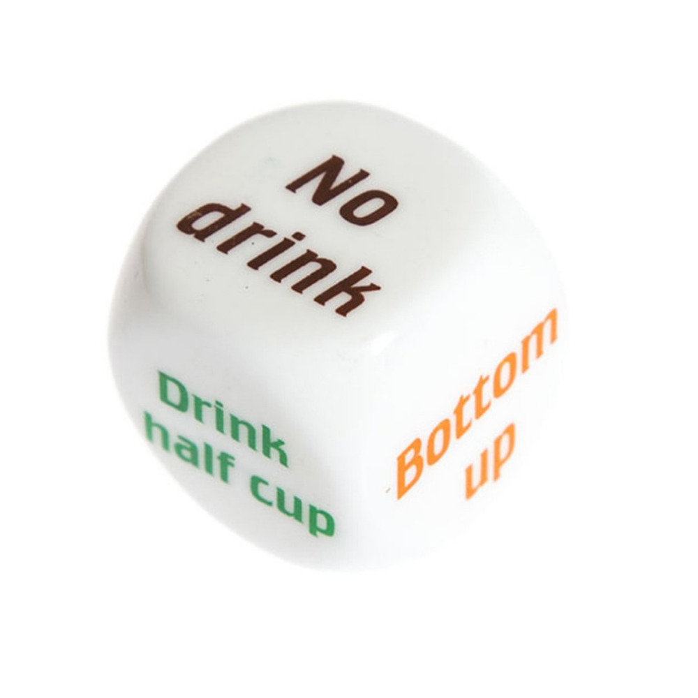 Pair Of Drinking Dice 4