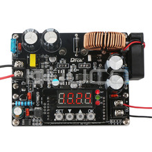 цены на Power Supply Module DC10V~75V to 0~60V 12A 720W Buck Converter/Voltage regulator CNC Control Module DC 12V 24V 36V 48V Adapter  в интернет-магазинах