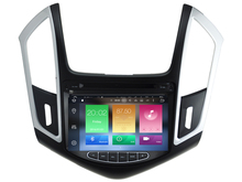 Octa (8)-Core Android 6.0 COCHES reproductor de DVD PARA CHEVROLET CRUZE 2015 gps del coche de audio estéreo cabeza unidad de navegación Multimedia