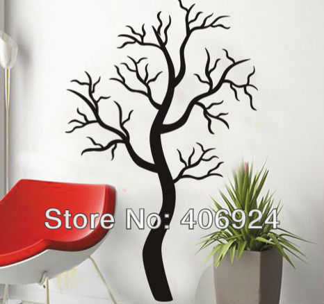 removable tree wall art stickers drawing room wall decor bedroom