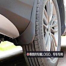 Car Styling Accessories For Chery Tiggo 5 Mud Flaps Splash Guards Mud Guards Splash Guard Mudguards Mudguard 2014 2015 2016 2017
