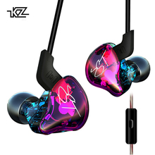 KZ ZST Pro Dual Driver Hybrid Earphone Dynamic & Armature Detachable Bluetooth Cable Noise Isolating HiFi Music Sports Headsets kz zs6 eight driver earphone 2dd 2ba dynamic and armature in ear hifi stereo sport headset detachable bluetooth upgrade cable