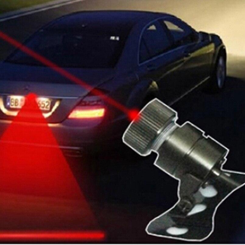 Car Styling Laser Fog Lamp Warning Lights For Mercedes Benz All Class A B C E S G M Ml Cl Clk Cls Gl Glk R Sl Slk Sls Series