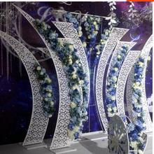 Галстук yi экран Арка свадебный реквизит основной сценический фон реквизит летающие Свадебные украшения реквизит