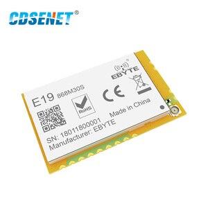 Image 4 - 1pc lora 868 mhz sx1276 1w módulo rf E19 868M30S iot spi longa distância 868 mhz sem fio rf transmissor receptor para arduino circuito