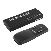 1set 5 Port 1 X 5 HDMI Switch Switcher Selector Splitter Hub For HDTV With Remote
