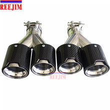 NEW M Performance Akrapovic CARBON EXHAUST TIP exhaust muffler tip for BMW