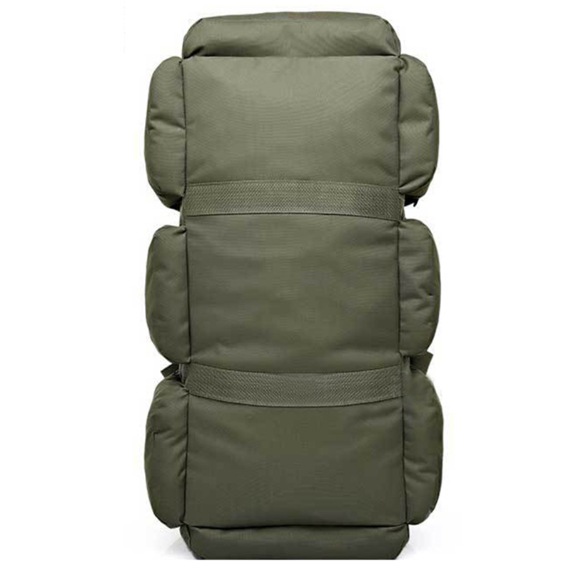 90L Green Large Capacity Outdoor Hiking Backpack Military Tactical Pack Camouflage Luggage Bag Camping Tent Quilt Container 990L Green Large Capacity Outdoor Hiking Backpack Military Tactical Pack Camouflage Luggage Bag Camping Tent Quilt Container 9
