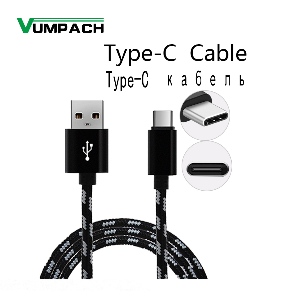 USB Type C Cable Braided Fast Charging Cord <font><b>Charger</b></font> for huawei p9 p10 p20 mate 10 pro <font><b>samsung</b></font> <font><b>Galaxy</b></font> s8 S9 a3 a5 <font><b>a7</b></font> xiaomi mi4 image