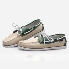 Cow Suede Leather Men Flats 2019 New Casual Shoes High Quality Loafers Moccasin Driving Boat 4#17NE50