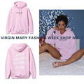 Unisex Anti social social club Sweatshirts Hoodies  Hip Hop Kanye West yeezy season 3 ASSC Pink Hoody For Autumn and Winter