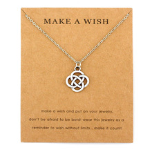 Infinity Love Mountain Pendant Necklaces Mother Daughter Necklace Birthday Graduation Gift Nature Lover Women Jewelry