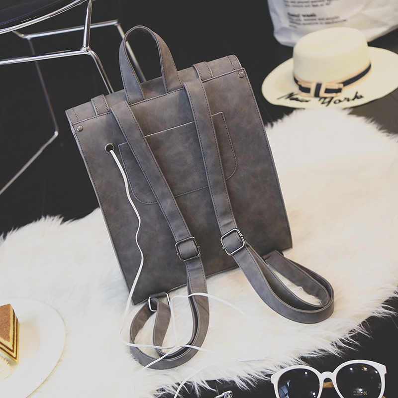 seta dupla mulheres mochila Women Bag Backpack : Fashion Lady Backpack