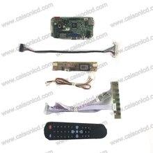 AVX9-CZ placa controladora LCD suporte HDMI VGA AV de ÁUDIO para o painel LCD 18.5 polegada MT185GW01 V.2 LM185WH1-TLB1 TLH1 1366X768 diy
