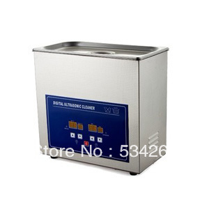 4.5L Stainless steel Digital Ultrasonic Cleaner with Timer and Heater (including Washing Basket) 22l stainless steel ultrasonic cleaner with timer and heater including washing basket