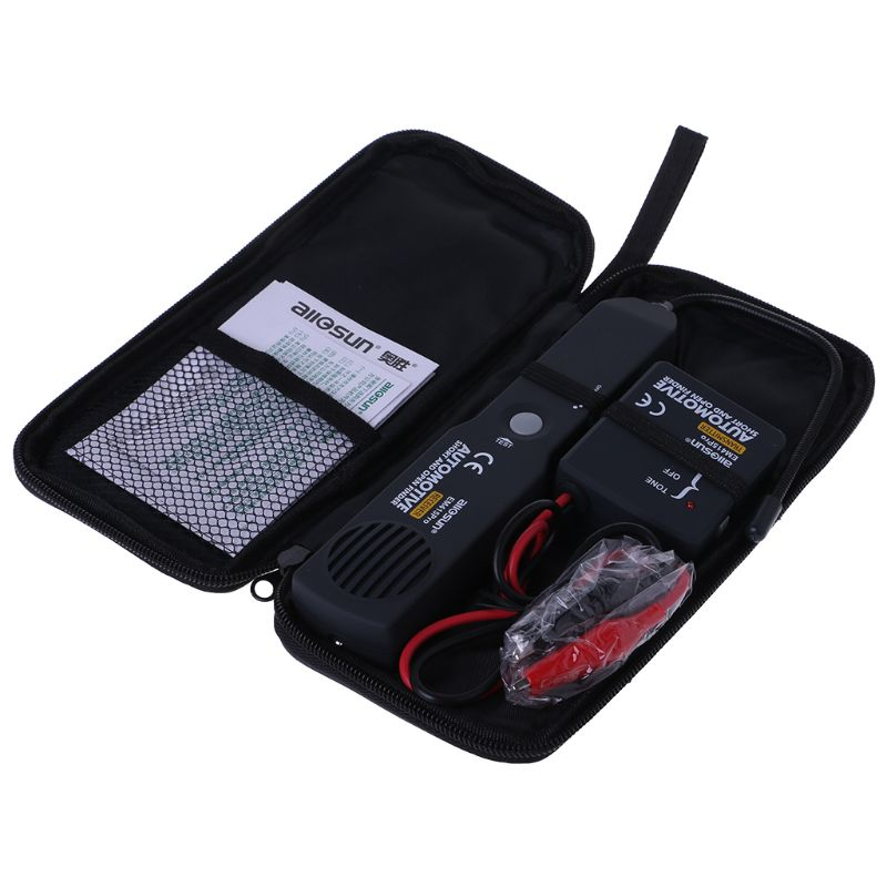 Universal EM415PRO Automotive Cable Wire Tracker Short & Open Circuit Finder Tester Car Vehicle Repair Detector Tracer 6-42V