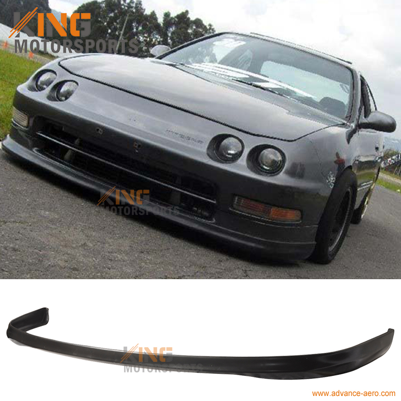 Fit For Acura Integra Poly Urethane Pu Front Bumper Lip Spoiler Tr